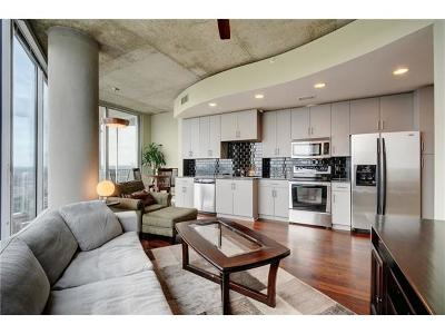 Travis County Condo/Townhouse For Sale: 360 Nueces St #3410