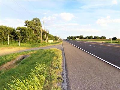 Taylor Residential Lots & Land For Sale: Highway 95 Hwy