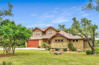 Dripping Springs Single Family Home For Sale: 405 Roy Creek Ln