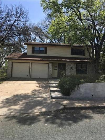 Single Family Home Pending - Taking Backups: 5205 Buffalo Pass