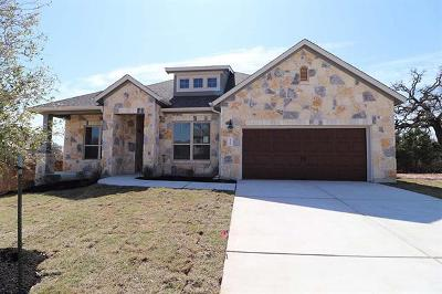 Leander Single Family Home For Sale: 2316 Carretera Dr