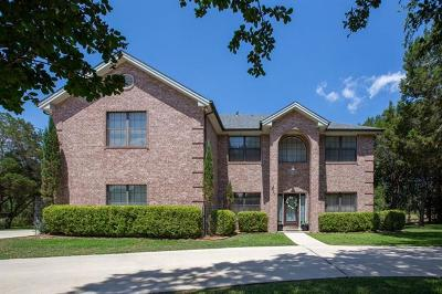 New Braunfels Single Family Home For Sale: 1824 Hunters Run