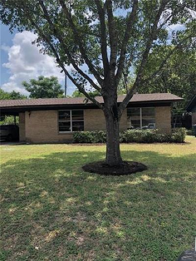 Single Family Home For Sale: 7805 Northwest Dr