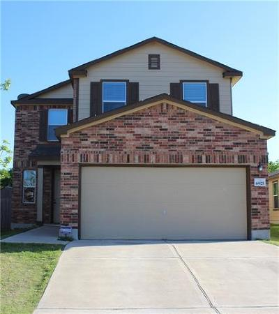 Hays County, Travis County, Williamson County Single Family Home For Sale: 6925 Sunderland Trl