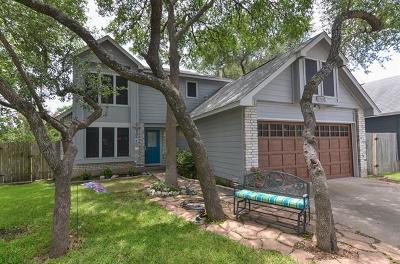 Austin TX Single Family Home Sold: $290,000
