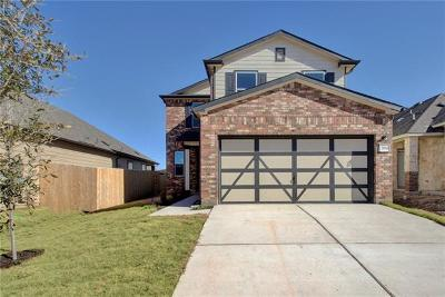 Pflugerville Single Family Home For Sale: 904 Sawbuck Dr