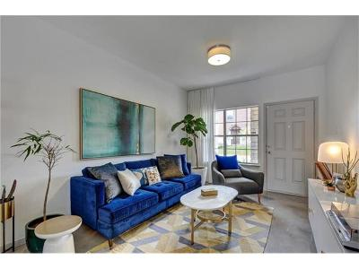 Austin Condo/Townhouse For Sale: 11137 Lost Maples Trl