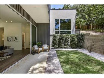 Austin TX Single Family Home For Sale: $1,400,000