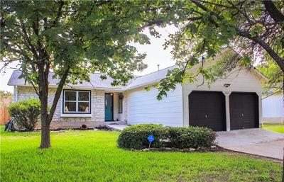 Austin Single Family Home For Sale: 3801 SW Alexandria Dr