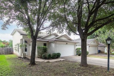 Austin Single Family Home For Sale: 11110 Franklins Tale Loop