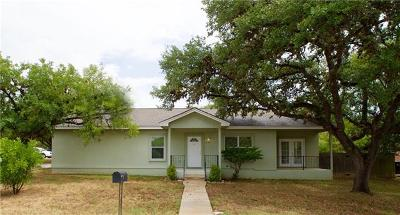 San Marcos Single Family Home For Sale: 622 Dartmouth St