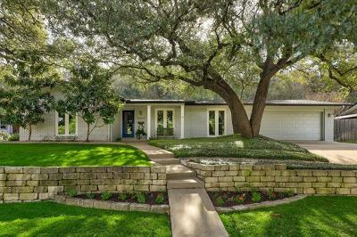 Austin Single Family Home For Sale: 5503 Caprice Dr