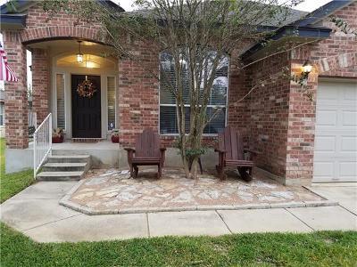 Buda Single Family Home For Sale: 648 Cullen Blvd