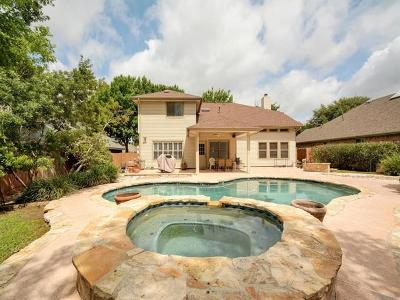 Pflugerville Single Family Home For Sale: 1011 Pine Creek Dr