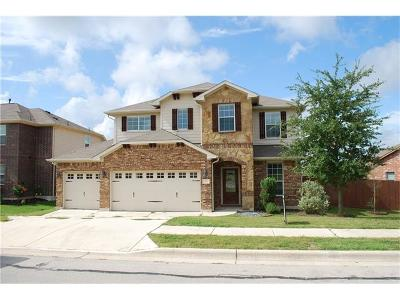 Buda TX Single Family Home For Sale: $319,900