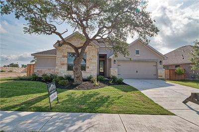 Leander Single Family Home For Sale: 2416 Orchard Way
