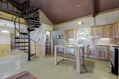 Burnet County Single Family Home For Sale: 414 Windmill