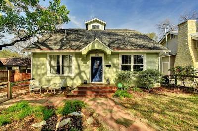 Single Family Home For Sale: 4412 Barrow Ave