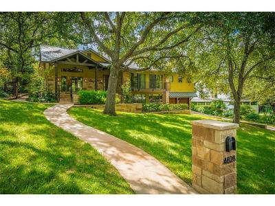 Austin Single Family Home For Sale: 4828 Timberline Dr