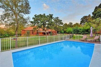Bastrop County Single Family Home For Sale: 358 The Oaks Blvd