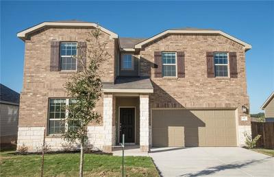 Liberty Hill Single Family Home For Sale: 167 Limonite Ln