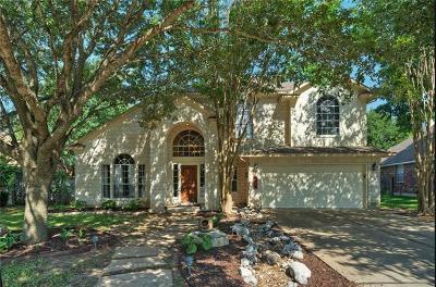 Pflugerville Single Family Home For Sale: 1004 Hackberry Dr