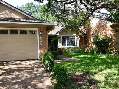 Austin Single Family Home For Sale: 7905 Cavalry Ct