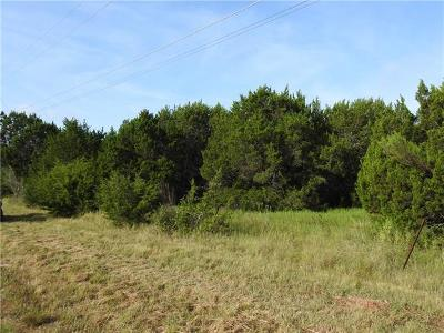 Liberty Hill Residential Lots & Land For Sale: TBD Lot 33 B Oak Bend Dr