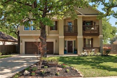 Cedar Park Single Family Home For Sale: 2302 McKendrick Dr