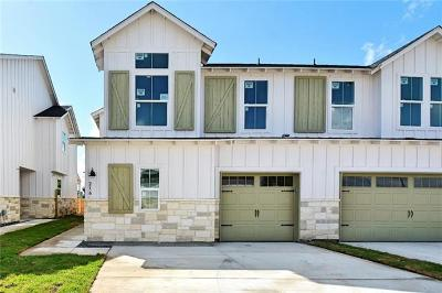 New Braunfels Condo/Townhouse For Sale: 216 Sapphire