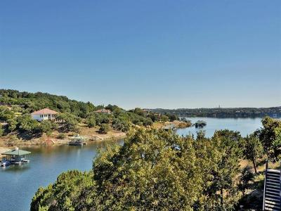 Lago Vista Condo/Townhouse For Sale: 1101 Ivean Pearson Rd #A204