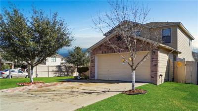 Del Valle Single Family Home For Sale: 5501 Victory Gallop Dr