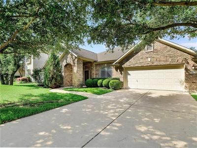 Round Rock Single Family Home Pending - Taking Backups: 2447 Arbor Dr