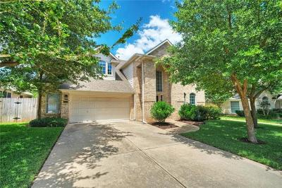 Cedar Park Single Family Home Pending - Taking Backups: 1502 Pagedale Dr