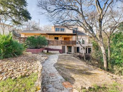 Austin Single Family Home For Sale: 8804 Mountain Ridge