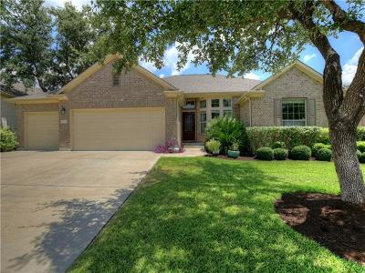 Cedar Park Single Family Home For Sale: 604 Mandarin Flyway
