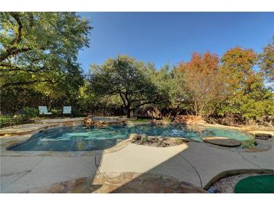 Cedar Park Single Family Home Pending - Taking Backups: 2909 Lady Day Cv