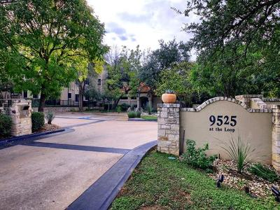 Austin Condo/Townhouse For Sale: 9525 N Capital Of Texas Hwy #332