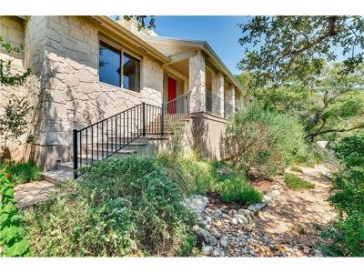 Austin Single Family Home For Sale: 6600 Saint Andrews Way