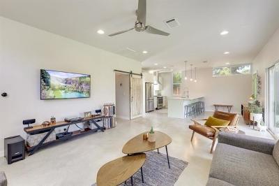 Austin Single Family Home Pending - Taking Backups: 2705 Lyons Rd