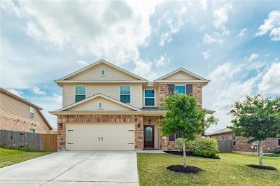 Pflugerville Single Family Home For Sale: 3205 Handsome Dr