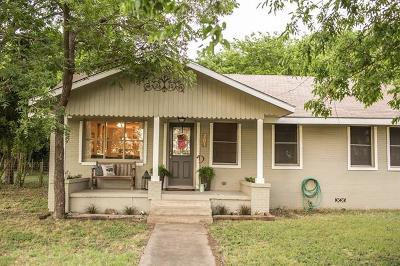 Single Family Home For Sale: 701 N Wood St