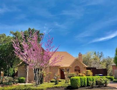 Cedar Park Single Family Home Pending - Taking Backups: 2004 E Gann Hill Dr