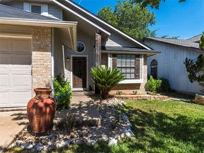 Austin Single Family Home For Sale: 8600 Verona Trl