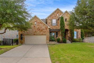 Austin Single Family Home For Sale: 2401 Shire Ridge Dr