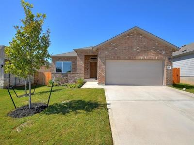 Buda Single Family Home For Sale: 540 Bridgestone Way