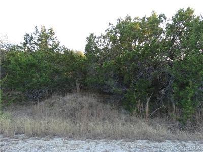 Lago Vista Residential Lots & Land For Sale: 21513 Polk Cv