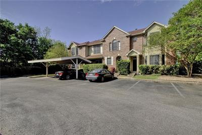 Austin Condo/Townhouse Pending - Taking Backups: 12401 Los Indios Trl #46