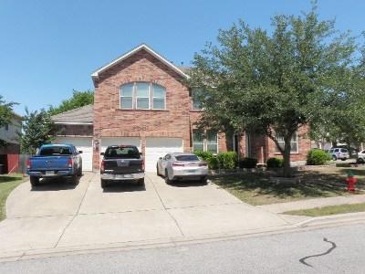 Single Family Home For Sale: 1212 Laurel Oak Trl