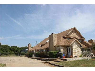 Dripping Springs Multi Family Home For Sale: 200 Butler Ranch Rd